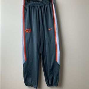 Nike Kevin Durant Fleece Lined Track Pants Size XL